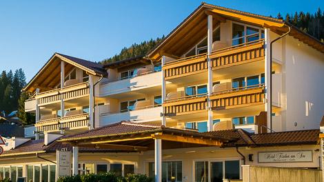 Hopfen Am See Hotel Fischer