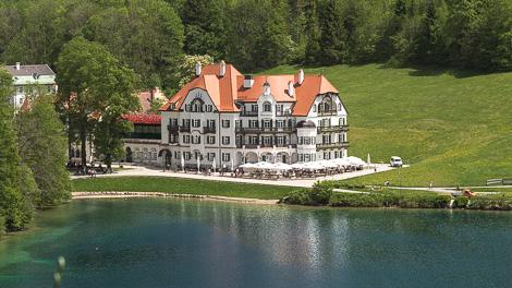 Hotel Alpenrose Am See Schwangau